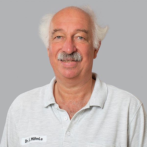 Dr. med. vet. Ulrich Möhnle
